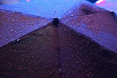 ομπρέλα βροχής Στοκ εικόνα με δικαίωμα ελεύθερης χρήσης