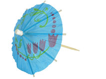 ομπρέλα κοκτέιλ στοκ φωτογραφίες με δικαίωμα ελεύθερης χρήσης
