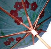 ομπρέλα λεπτομέρειας Στοκ φωτογραφίες με δικαίωμα ελεύθερης χρήσης