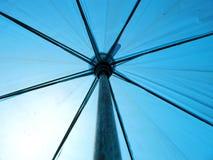 Ομπρέλα μέσα Στοκ Εικόνες