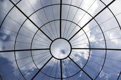 ομπρέλα στεγών Στοκ εικόνα με δικαίωμα ελεύθερης χρήσης