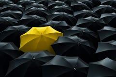 ομπρέλες διανυσματική απεικόνιση