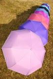 ομπρέλες Στοκ εικόνα με δικαίωμα ελεύθερης χρήσης