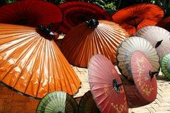 ομπρέλες Στοκ Φωτογραφίες