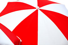 ομπρέλα διακοπών έννοιας παραλιών Στοκ Εικόνες