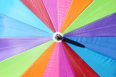 Ομπρέλα σκιάς Στοκ εικόνα με δικαίωμα ελεύθερης χρήσης