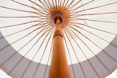 Ομπρέλα υφάσματος στοκ εικόνες με δικαίωμα ελεύθερης χρήσης