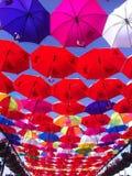 Ομπρέλες στοκ φωτογραφία