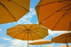 Ομπρέλες στοκ φωτογραφία με δικαίωμα ελεύθερης χρήσης
