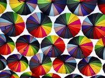 Ομπρέλες Στοκ Εικόνες