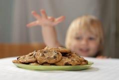 ΟΜΠ μπισκότων Στοκ φωτογραφία με δικαίωμα ελεύθερης χρήσης