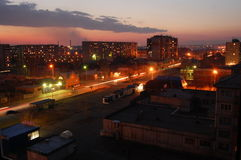Ομσκ στοκ φωτογραφία με δικαίωμα ελεύθερης χρήσης