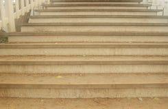 ονειροπόλα σκαλοπάτια Στοκ Εικόνες