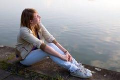 ονειροπόλος Στοκ Φωτογραφίες