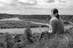 ονειροπόλος Στοκ φωτογραφία με δικαίωμα ελεύθερης χρήσης
