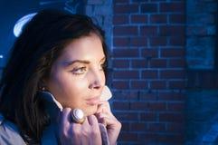 Ονειροπόλος εξετάστε το φως στοκ φωτογραφία με δικαίωμα ελεύθερης χρήσης