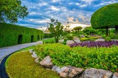 Ονειροπόλο πάρκο Στοκ εικόνα με δικαίωμα ελεύθερης χρήσης