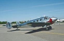 Οξιά 18 Expeditor N3647 USAF Στοκ φωτογραφίες με δικαίωμα ελεύθερης χρήσης