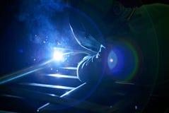 οξυγονοκολλητής Στοκ εικόνα με δικαίωμα ελεύθερης χρήσης