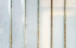 Οξυδωμένες γαλβανισμένες πιάτο σιδήρου και φωτογραφία υποβάθρου Στοκ φωτογραφία με δικαίωμα ελεύθερης χρήσης