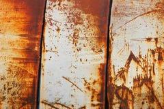 οξυδωμένη επιφάνεια Στοκ Εικόνες