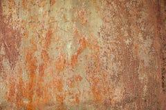 οξυδωμένη μέταλλο σύστασ&e Στοκ εικόνες με δικαίωμα ελεύθερης χρήσης
