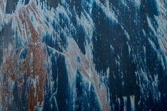 οξυδωμένη μέταλλο σύστασ&e Στοκ Εικόνες