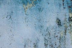 Οξυδωμένη Grunge σύσταση μετάλλων, μπλε οξειδωμένο υπόβαθρο μετάλλων Παλαιά επιτροπή σιδήρου μετάλλων Μπλε μεταλλική σκουριασμένη στοκ εικόνες με δικαίωμα ελεύθερης χρήσης