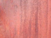 Οξυδωμένος κόκκινος ξεπερασμένος σίδηρος υποβάθρου μετάλλων grunge Στοκ εικόνες με δικαίωμα ελεύθερης χρήσης