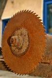 οξυδωμένος whells Στοκ εικόνα με δικαίωμα ελεύθερης χρήσης