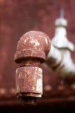 Οξυδωμένη βρύση στοκ φωτογραφία με δικαίωμα ελεύθερης χρήσης