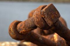 Οξυδωμένος σίδηρος Στοκ Εικόνα