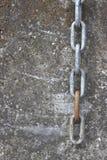 Οξυδωμένος σίδηρος Στοκ εικόνα με δικαίωμα ελεύθερης χρήσης