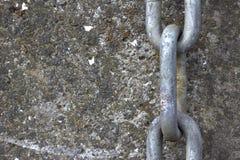 Οξυδωμένος σίδηρος Στοκ Φωτογραφίες