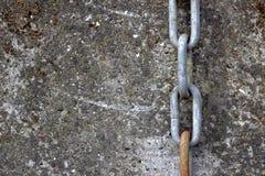 Οξυδωμένος σίδηρος Στοκ Εικόνες