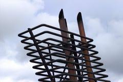 Οξυδωμένος σίδηρος Στοκ Φωτογραφία