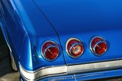 Οπίσθια φανάρια του 1965 Chevrolet Impala SS Στοκ Εικόνες