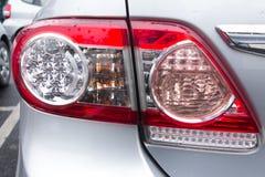 Οπίσθιος λαμπτήρας αυτοκινήτων Στοκ φωτογραφίες με δικαίωμα ελεύθερης χρήσης