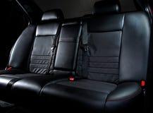 Οπίσθιο κάθισμα αυτοκινήτων Στοκ εικόνα με δικαίωμα ελεύθερης χρήσης