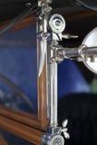 οπισθοσκόπος καθρέφτης αυτοκινήτων του 1920 ` s εκλεκτής ποιότητας Στοκ Εικόνες
