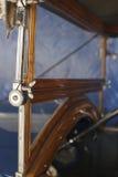 οπισθοσκόπος καθρέφτης αυτοκινήτων του 1920 ` s εκλεκτής ποιότητας Στοκ Εικόνα