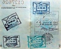 οποιοιδήποτε είναι μπορούν ξελεπιασμένα γραμματόσημα μεγέθους διαβατηρίων απώλειας εικόνας απεικόνισης διάλυση στο διάνυσμα Στοκ Εικόνες