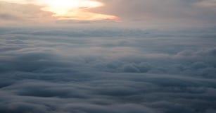 οποιοδήποτε beautifull μπορεί κατωτέρω σχεδιαστής μετά από το κείμενο ηλιοβασιλέματος sunlights Στοκ φωτογραφία με δικαίωμα ελεύθερης χρήσης