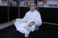 Οπουδήποτε μπορείτε να χαλαρώσετε και meditate στοκ φωτογραφία με δικαίωμα ελεύθερης χρήσης
