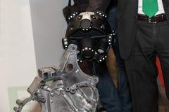 Οπτικός CMM τρισδιάστατος ανιχνευτής στοκ εικόνες με δικαίωμα ελεύθερης χρήσης