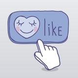 ΟΠΩΣ Επικοινωνία στα κοινωνικά μέσα απεικόνιση αποθεμάτων