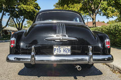 1954 οπλαρχηγός Pontiac Στοκ Φωτογραφίες