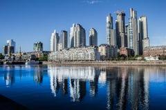 Ορίζοντας Αργεντινή Στοκ εικόνα με δικαίωμα ελεύθερης χρήσης