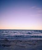 Ορίζοντας ηλιοβασιλέματος Στοκ Εικόνες