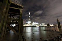 ορίζοντας νύχτας του Λο&nu Στοκ εικόνες με δικαίωμα ελεύθερης χρήσης